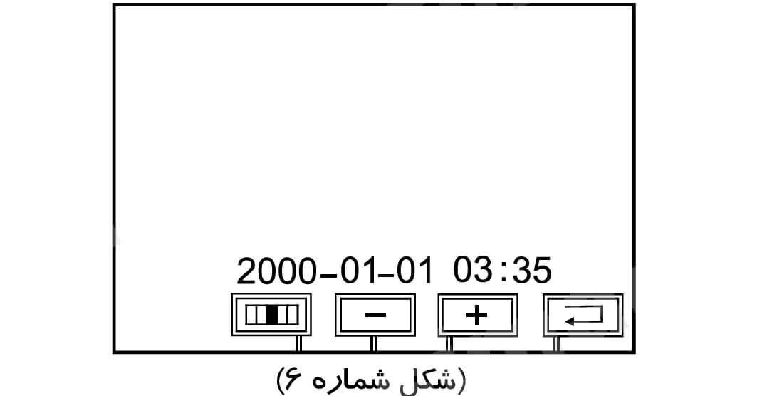 آیفون تصویری سیماران 4/3 اینچ با حافظه، مدل HS-43TK/M100
