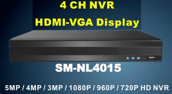 NVR سیماران مدل SM-NL4015